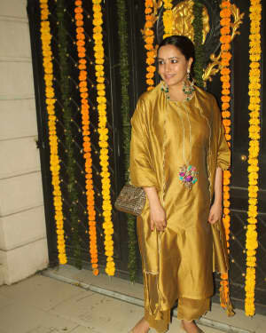 Anita Hassanandani - Photos: Ekta Kapoor's Diwali Party At Her House | Picture 1751179