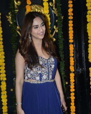 Krystle D'Souza - Photos: Ekta Kapoor's Diwali Party At Her House