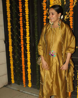 Anita Hassanandani - Photos: Ekta Kapoor's Diwali Party At Her House | Picture 1751177