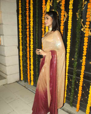 Photos: Ekta Kapoor's Diwali Party At Her House