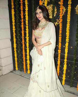 Mouni Roy - Photos: Ekta Kapoor's Diwali Party At Her House | Picture 1751211