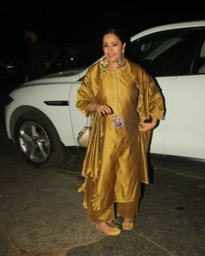 Photos: Ekta Kapoor's Diwali Party At Her House | Picture 1751174