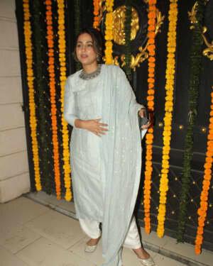 Hina Khan - Photos: Ekta Kapoor's Diwali Party At Her House | Picture 1751224