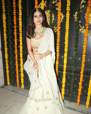 Mouni Roy - Photos: Ekta Kapoor's Diwali Party At Her House | Picture 1751210