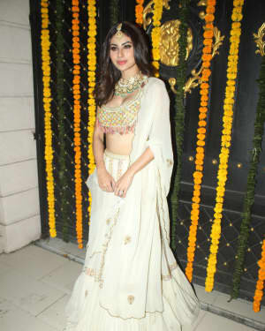 Mouni Roy - Photos: Ekta Kapoor's Diwali Party At Her House | Picture 1751207
