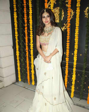 Mouni Roy - Photos: Ekta Kapoor's Diwali Party At Her House | Picture 1751212