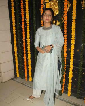 Hina Khan - Photos: Ekta Kapoor's Diwali Party At Her House | Picture 1751227