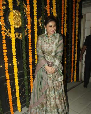 Photos: Ekta Kapoor's Diwali Party At Her House | Picture 1751236