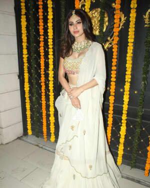 Mouni Roy - Photos: Ekta Kapoor's Diwali Party At Her House