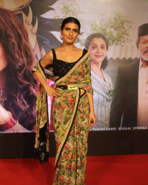Fatima Sana Shaikh - Photos: Screening Of Film Suraj Pe Mangal Bhari | Picture 1751139