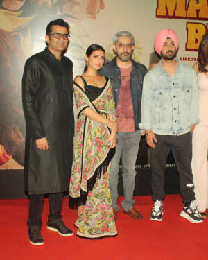 Photos: Screening Of Film Suraj Pe Mangal Bhari