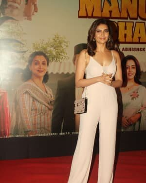 Karishma Tanna - Photos: Screening Of Film Suraj Pe Mangal Bhari | Picture 1751113