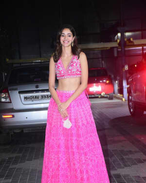 Ananya Pandey - Photos: Bunty Sajdeha's Party At Bandra