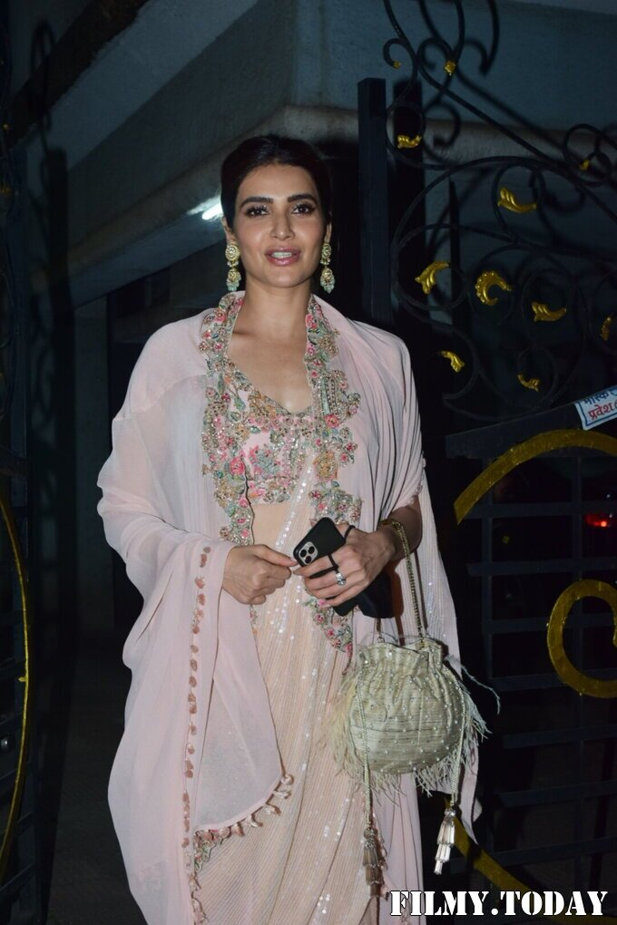 Photos: Karishma Tanna Spotted At Rocky S's House | Picture 1751440