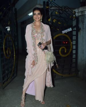 Photos: Karishma Tanna Spotted At Rocky S's House | Picture 1751441