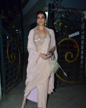 Photos: Karishma Tanna Spotted At Rocky S's House | Picture 1751442