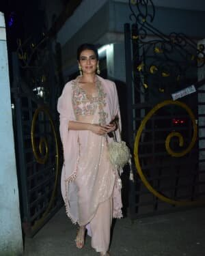 Photos: Karishma Tanna Spotted At Rocky S's House | Picture 1751439