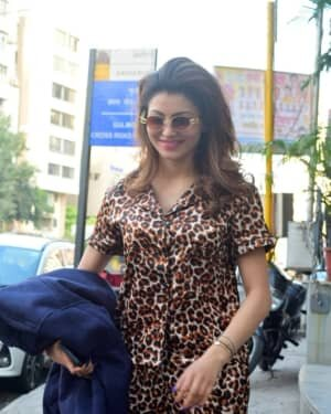 Urvashi Rautela - Photos: Celebs Spotted At Juhu | Picture 1751729