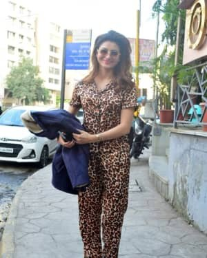 Urvashi Rautela - Photos: Celebs Spotted At Juhu | Picture 1751724
