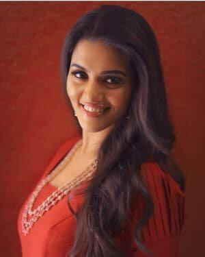 Actress Swathishta Krishnan Photos | Picture 1749730