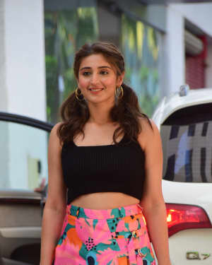 Photos: Dhvani Bhanushali Spotted at T-Series Office | Picture 1750093