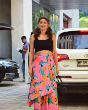 Photos: Dhvani Bhanushali Spotted at T-Series Office | Picture 1750091