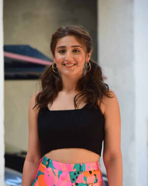 Photos: Dhvani Bhanushali Spotted at T-Series Office | Picture 1750095