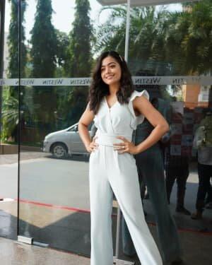 Photos: Rashmika Mandanna Announced As Sanipro Brand Ambassador | Picture 1750576