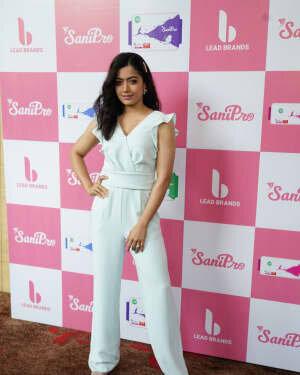 Photos: Rashmika Mandanna Announced As Sanipro Brand Ambassador | Picture 1750577
