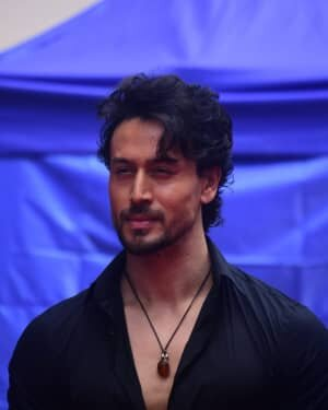 Photos: Tiger Shroff On Location Shoot At Mehboob Studio In Bandra | Picture 1750575