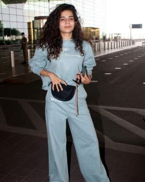 Mithila Palkar - Photos: Celebs Spotted At Airport | Picture 1782883