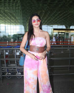 Amyra Dastur - Photos: Celebs Spotted At Airport | Picture 1782895