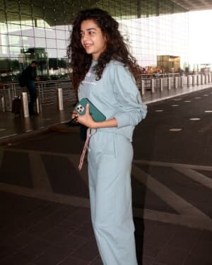 Mithila Palkar - Photos: Celebs Spotted At Airport | Picture 1782882
