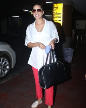 Sunny Leone - Photos: Celebs Spotted At Airport | Picture 1782887