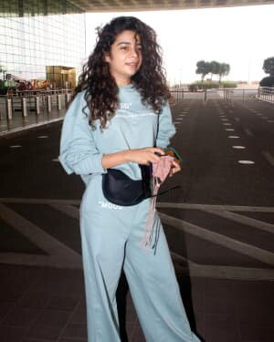 Mithila Palkar - Photos: Celebs Spotted At Airport | Picture 1782879