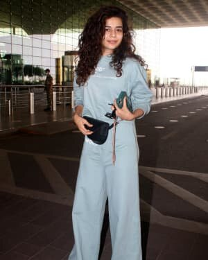 Mithila Palkar - Photos: Celebs Spotted At Airport | Picture 1782880