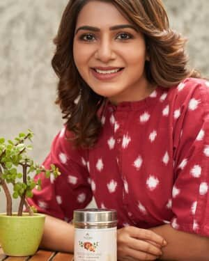 Samantha Akkineni Latest Photos