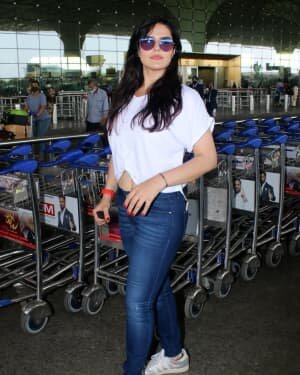 Zareen Khan - Photos: Celebs Spotted At Airport | Picture 1785158