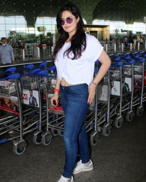 Zareen Khan - Photos: Celebs Spotted At Airport | Picture 1785159