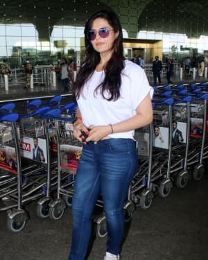 Zareen Khan - Photos: Celebs Spotted At Airport | Picture 1785157