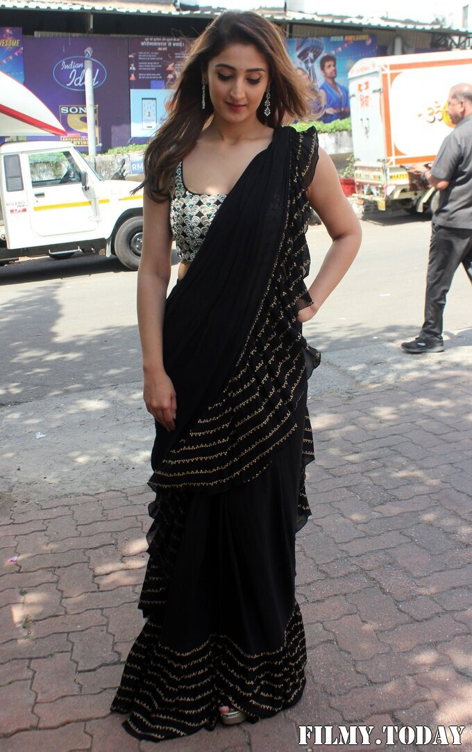 Dhvani Bhanushali - Photos: Celebs On The Sets Of Indian Idol At Filmcity   Picture 1786754