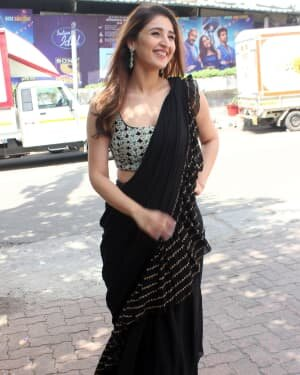 Dhvani Bhanushali - Photos: Celebs On The Sets Of Indian Idol At Filmcity | Picture 1786749