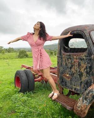 Anisha Victor Latest Photos | Picture 1789718