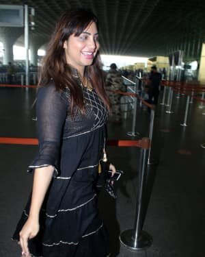 Arshi Khan - Photos: Celebs Spotted At Airport | Picture 1789056