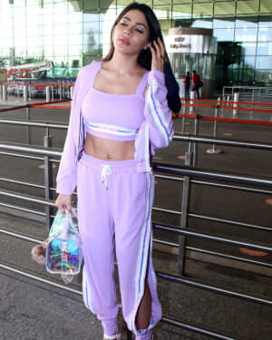 Nikki Tamboli - Photos: Celebs Spotted At Airport   Picture 1790050