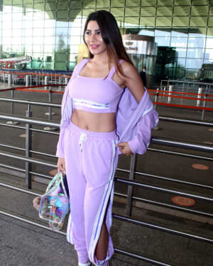 Nikki Tamboli - Photos: Celebs Spotted At Airport   Picture 1790052
