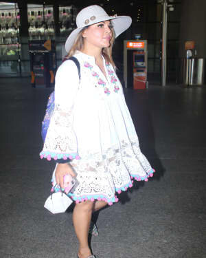 Rakhi Sawant - Photos: Celebs Spotted At Airport | Picture 1790030
