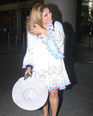 Rakhi Sawant - Photos: Celebs Spotted At Airport | Picture 1790023