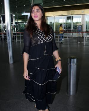 Arshi Khan - Photos: Celebs Spotted At Airport | Picture 1789053