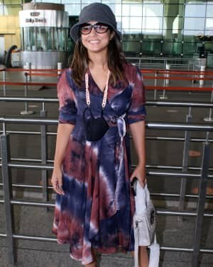 Hina Khan - Photos: Celebs Spotted At Airport | Picture 1789044